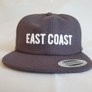 Hurley Men's Wool Destination Adjustable Strap Hat